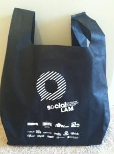 Social Slam Swag Bag