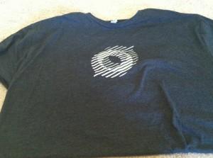 Social Slam Volunteer Shirt (front)