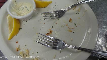 Chesapeake's Empty Plate