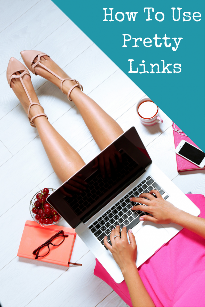 how to use pretty links