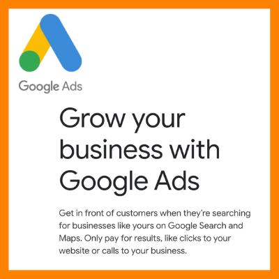 google ads account creation