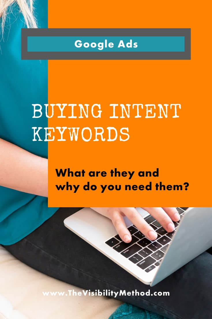 Buying Intent Keywords: What Are They and Why Do You Need Them?