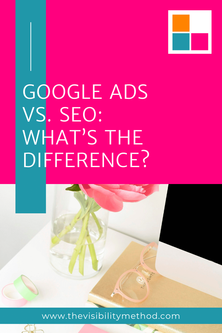 Google Ads vs SEO: What's the Difference?